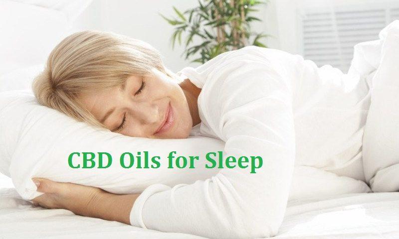 CBD Oils for Sleep