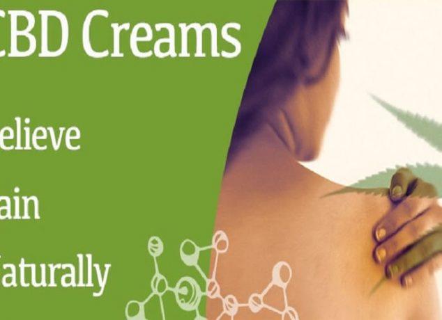 CBD Creams For Pain