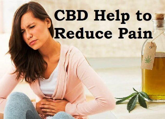CBD Help to Reduce Pain