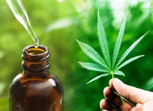CBD oil for liver