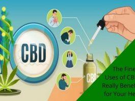 Uses of CBD