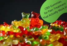 CBD Gummies for Pain Treatment