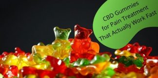 CBD Gummies for Pain Treatment
