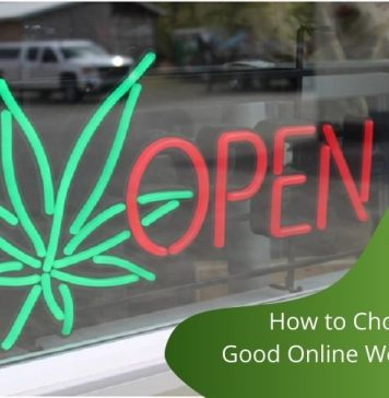 Online Weed Store