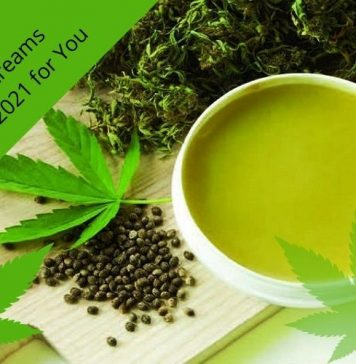 Best CBD Creams for Pain of 2021 for You